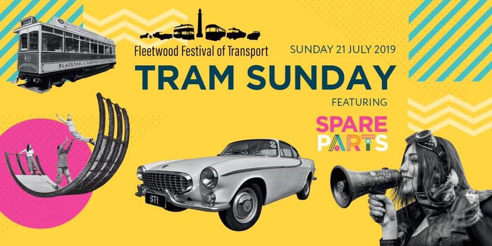 Tram Sunday Programme 2019