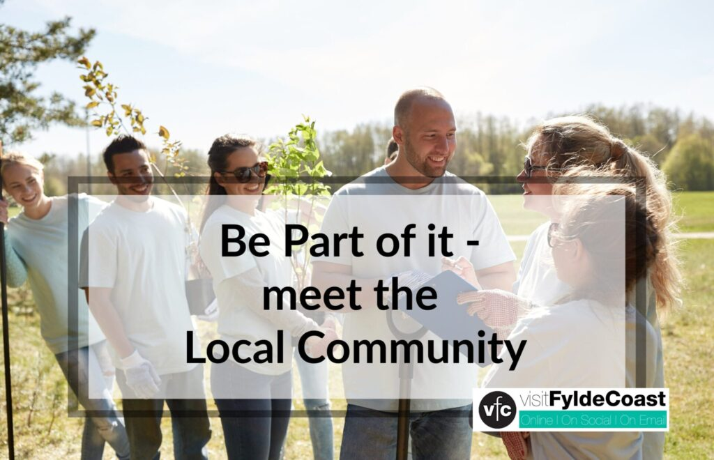 Meet the Local Community